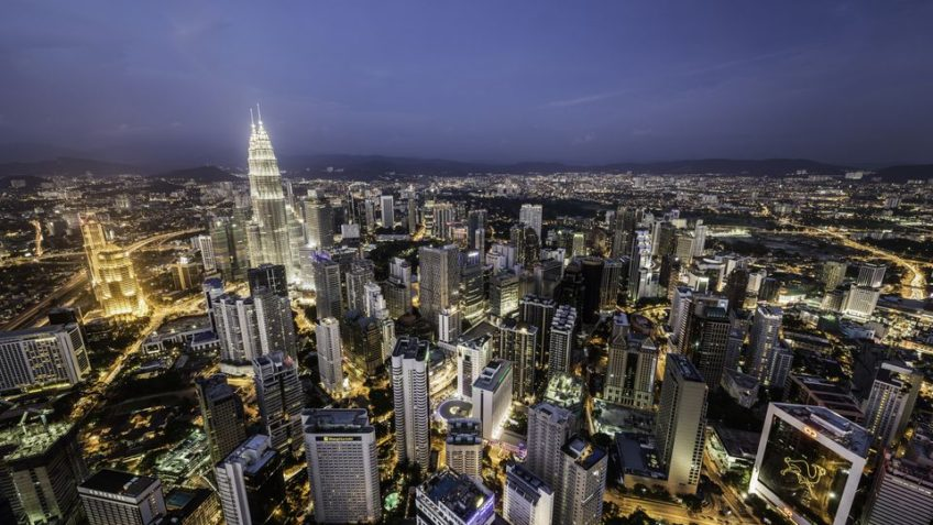 1.8 Mil Living In Greater KL, All Together in One Beautiful City