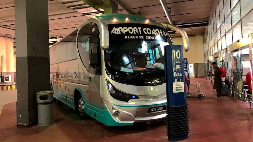 Airport Coach at KLIA, To Make Your Journey Remarkable
