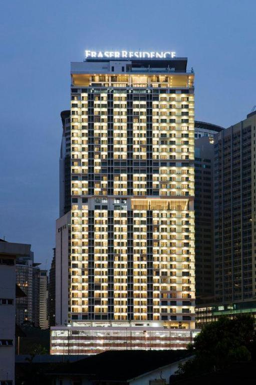 Fraser Residence KL, Its An Incredible Accommodation