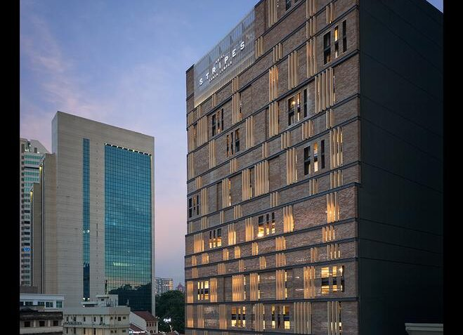Hotel Stripes KL, It's a New Level in The World Hotel