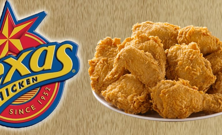 Texas Chicken, is Better & more than a chicken fried