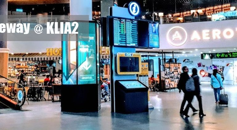 Gateway at KLIA 2, It's all you need to know