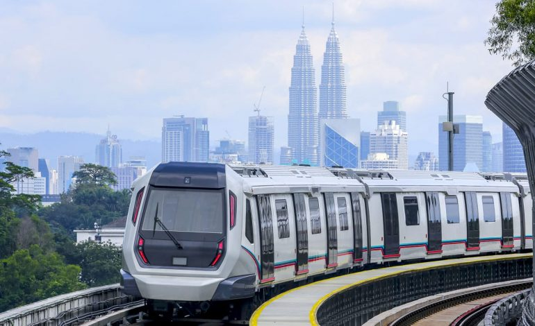 Trains Around Kuala Lumpur, it's your guide
