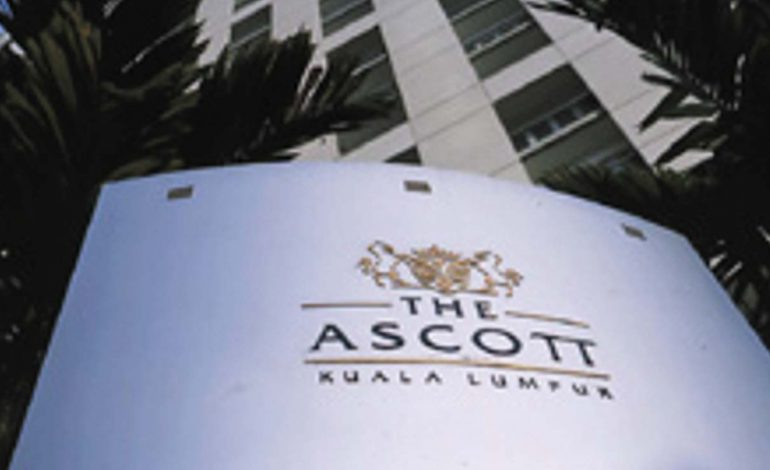 Ascott KL, its your choice of home away from home
