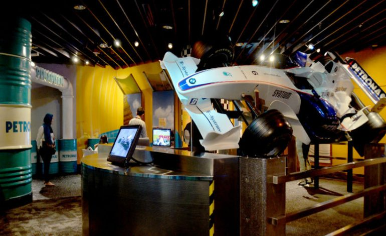 Petrosains, it where your kids having fun learning